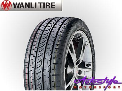 225-55-17 Wanli Tire