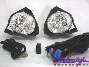 Toyota Hilux Fogs 08-11-0