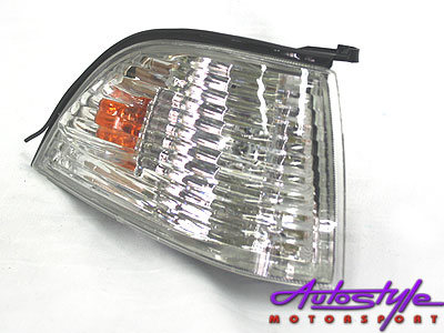 Toyota E8E9 Crystal Corner Lamp with Ind and Park