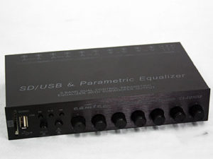 Camtec 5band Equalizer with USB input-0