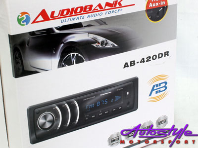 Audiobank AB-4200DR Mp3 Media Player with USB-20111