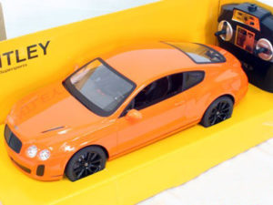 Bentley Radio Control Model Car (1:14 scale)-0