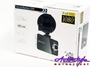 1080p Full HD Car DVR Dash Cam-0