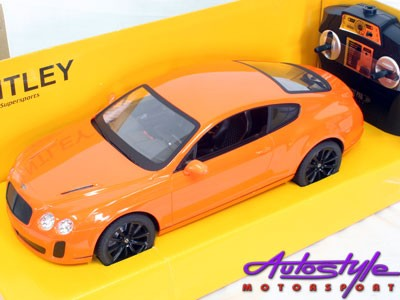 Bentley Radio Control Model Car (1:14 scale)-0