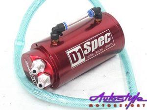 D1-Spec Anodised Oil Catch Tank-0