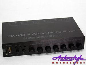 Camtec 5band Equalizer with USB input-0