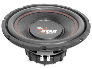 "Starsound 12"" 2700w SVC Subwoofer-0"