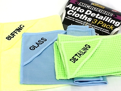 Autodetailing Cloth 3pack