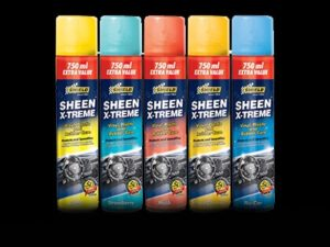 Shield Sheen Xtreme Vinyl Interior Cleaner (cherry)-0