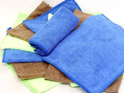 Microfibre All Purpose Cloths 10 Pack