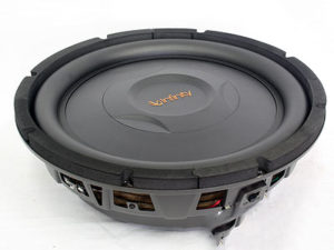 "Infinity EF1200S 12"" 1200w Shallow Mount Subwoofer-0"
