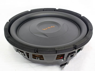Infinity EF1200S 12″ 1200w Shallow Mount Subwoofer