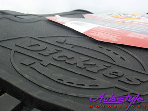 Dickies Design Heavy Duty Car Mats-22279