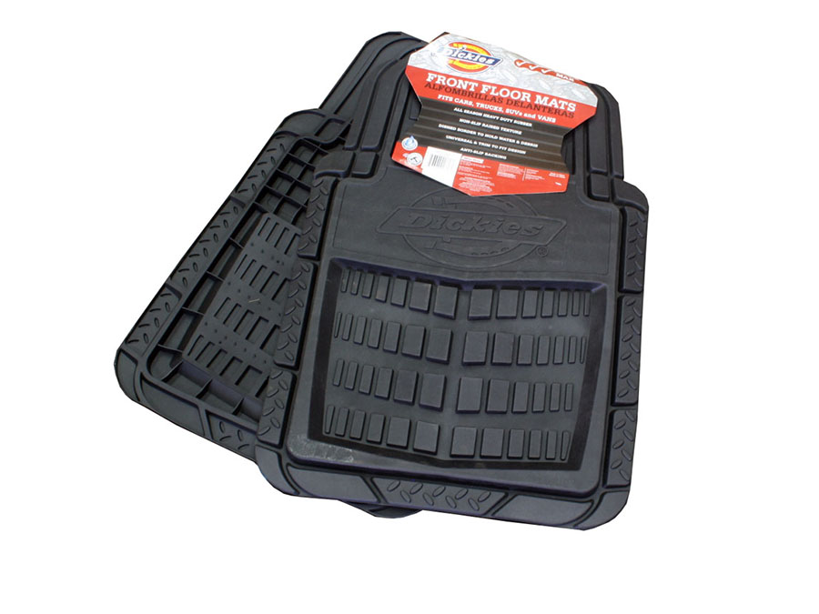 Dickies Design Heavy Duty Car Mats