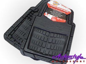 Dickies Design Heavy Duty Car Mats-0