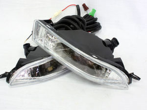Toyota Run-X MK1 Foglamp with wiring harness-0