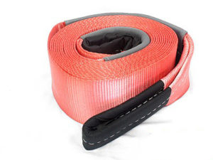 4WD Snatch Strap 15ton Towing Rope-0