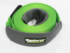 4WD Snatch Strap 5ton Towing Rope-0