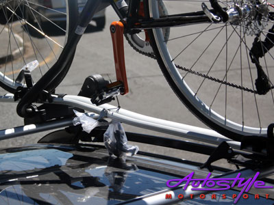 Evo Tuning Bicycle Bike Roof Carrier-20444