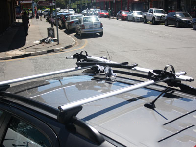 Evo Tuning Alluminium Bicycle Bike Roof Rack Carriers-0