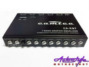 Camtec 7Band Car Audio Equalizer-0