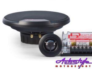 """Digital Design 6.5"""" Component Speaker System-0"""