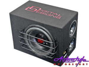 "Digital Design 12"" Subwoofer & Box Combo-0"