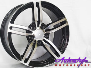 "17"" MG1255 5/120 Alloy Wheels-0"