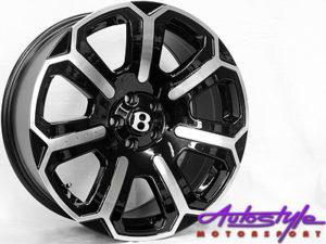 "18"" MG1639 5/100 Alloy Wheels-0"