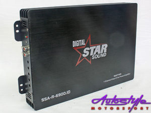 Starsound 1600rms 1ohm Digital Amplifier-0
