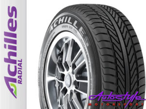 """165-65-13"""" Achilles Platinum Tyres-0"""