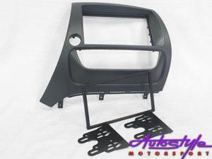 Radio Fascia Trim Plate for Honda Civic 06-11 Double Din-0