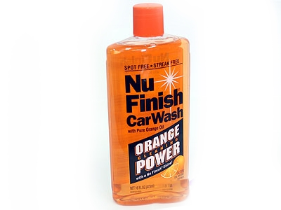 Nufinish Car Wash Soap (473ml)