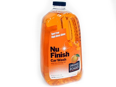 Nufinish Car Wash Soap (1.89l))