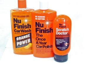 NuFinish Car Care 3 in 1 Gift Pack-0