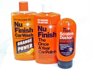 NuFinish Car Care 3 in 1 Gift Pack