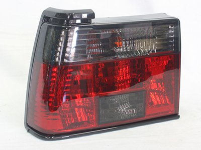 VW Jetta Mk2 Crystal Semi-Smoke Tailights (pair)