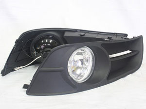 Toyota Run-X Facelift 04-07 Bumper Foglamps (pair)-0