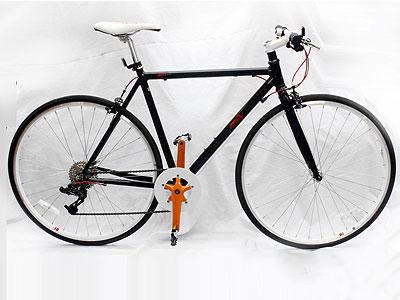 Black & Red Retro Bicycle