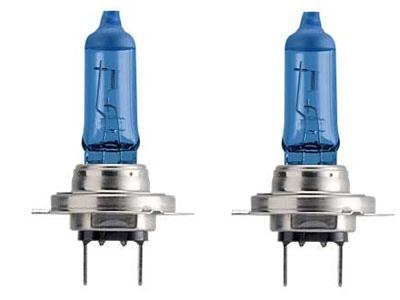 Philips H7 DiamondVision 55w Headlight Bulbs