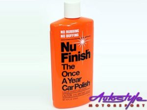NuFinish Car Polish Liquid-0
