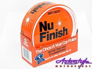 NuFinish Car Polish (Paste)-0