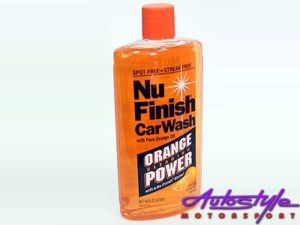 Nufinish Car Wash Soap (473ml)-0