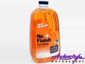 Nufinish Car Wash Soap (1.89l))-0
