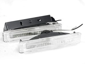 Universal Slim Rectangle Spotlights (pair)-0