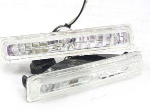 Universal WQ-010 Bumper Spotlamps 18x3.5cm-0