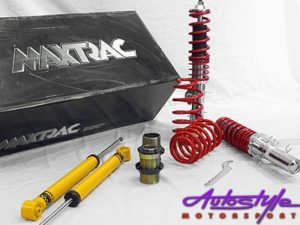 Maxtrac Coil over kit suitable for Bmw E46 4cylinder-0