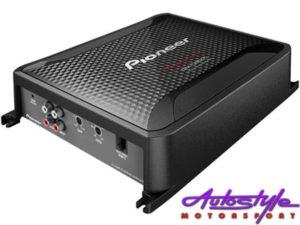 Pioneer GM-D8601 1600w Class D Mono Amplifier-0