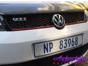 VW Polo Vivo Gti (2010-2014) Gti Style Grille-23314