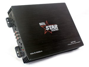 Starsound Rapter 5000 4ch Amplifier-0